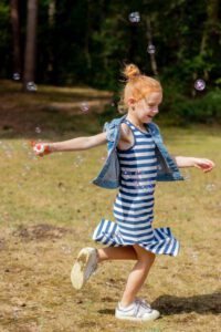 Vrolijke kind - kind coaching